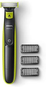 Philips QP2525/10 One Blade Hybrid Trimmer:- best Electric Shavers in India