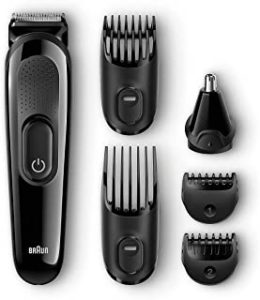 Braun MGK3020-6-in-One Multi Grooming and Trimmer Kit:- Best trimmers in India