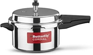 Butterfly Cordial Aluminium Pressure Cooker