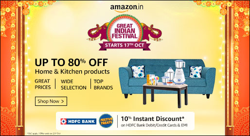 GET UP TO 80% OFF Home & Kitchen Appliances