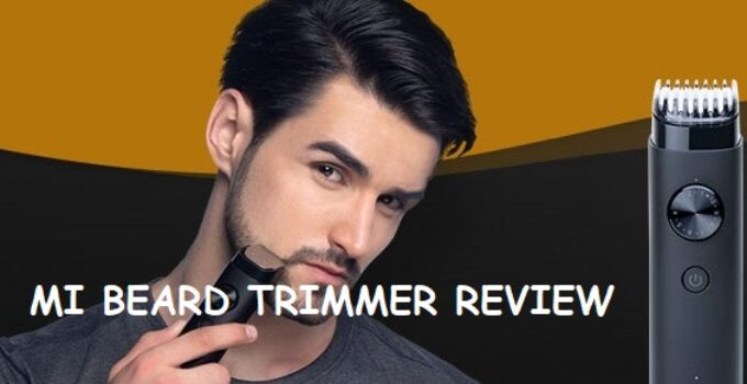 Mi Trimmer Review